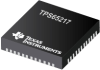 TPS65217 Integrated Power Management IC w/ 3 DC/DCs, 4 LDOs, Linear Battery Charger & White LED Driver -- TPS65217CRSLT