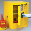 Justrite Countertop Flammable Safety Cabinet -- CAB123
