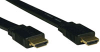 High Speed HDMI Flat Cable, Digital Video with Audio (M/M) 10-ft -- P568-010-FL