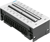 CPX-L-8DE-8DA-16-KL-3POL Input/Output module -- 572607