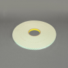 3M 4032 Double Coated Urethane Foam Tape Off-White 0.5 in x 72 yd Roll -- 4032 1/2IN X 72YDS -Image