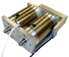 Moving Magnet Voice Coil Positioning Stage -- VMS05-360-LB-01-M -- View Larger Image
