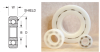 Plastic Ball Bearing -- A 7Z 5-G2010