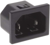 Power Entry Connectors - Inlets, Outlets, Modules -- 486-6149-ND -Image