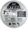 MALCO PRODUCTS Steel Cutting Circular Saw Blade -- Model# MCCB7