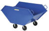 Truck,Chip And Waste,Capacity 2000 Lb -- CHIP-26.7