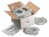 L/S18 Platinum-cured Silicone Tubing; Bulk Pack, ten 25-ft bags per box -- GO-96404-18