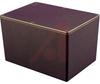 ENCLOSURE;DIECAST ALUM; IP54; BLACK; SCREWS INCL; 6.73X4.76X3.98(LESS LID)IN -- 70165859