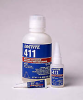 Loctite(R) 411(TM) Prism(R) Instant Adhesive, Clear Toughened; 3GR -- 079340-41104