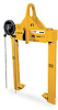 Telescopic Coil Lifter with Hand Wheel