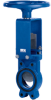 Wafer-type Knife Gate Valve -- HERA BD