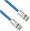 Plenum Cable Assembly with TRB 3-Slot Plug to Plug .242