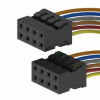 Rectangular Cable Assemblies -- 0511100850-30-A-6-Z-ND -Image