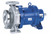 Horizontal, Seal-less, Mag-drive Volute Casing Pump -- Magnochem