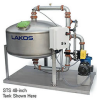 STS Series Tower System Sand Filter -- STS-348-800