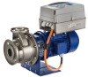Close-coupled, Horizontal, Single-stage Annular Casing Pump -- Etachrom BC PumpDrive
