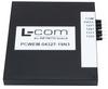 Passive CWDM, Rugged Cassette E (85x75x8.5mm) Mux, 4 Ch. 20nm 1270nm, 1.0m 900um buffer, Pass Port