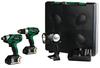 Hitachi HXP 18-Volt Lithium-Ion Compact Pro 3-Tool Combo Kit -- Model KC18DHL