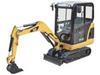 301.8C Mini Hydraulic Excavator - Image