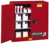 Justrite Sure-Grip EX Safety Cabinet for Combustibles -- 4713 -- View Larger Image