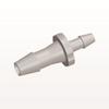 Straight Reducer Connector, Barbed, Natural -- HSR85 -Image