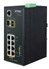 Industrial Gigabit Managed Switch 4-Port 802.3at PoE + 4-Port 10/100/1000T + 2-Ports 100/1000XP