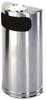 Metallics Half Round Ash/Trash Container -- GPR440