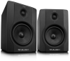 M-Audio BX5 D2 Bi-Amplified Studio Monitor Speakers - 2-Way, -- 9900-65174-00