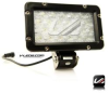 24W 24 LED FLOOD AUX WORK TRACTOR SUV TRUCK LIGHT 2900LM B/O -- WL_RC_F_24_W - Image