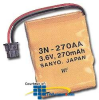 AT&T; 900MHz Cordless Replacement Battery (NI-CD)4068 -- 91085