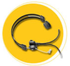 MS50 Commercial Aviation Headset