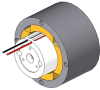 Moving Coil Non-Comm DC Voice Coil Linear Actuator -- NCC02-13-010-1MR