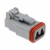 Rectangular Connectors - Housings -- DDT06-2S-ND