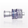 Check Valve, Female Luer Lock Inlet, Male Luer Lock Outlet -- 80129 - Image