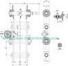 Conveyor Chain For Spray Plated Production Line