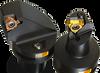 Small Part Machining Turning Tools -- CoroThread 266