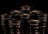 Spherical Motion Pictures Lenses -- PVintage Series