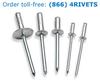 Multigrip Rivets -- ABM4143CB - Image