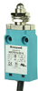 MICRO SWITCH NGC Series Global Limit Switch: plastic housing, panel-mount pin plunger, bottom exit connection with 1,0 m [3.28 ft] standard cable, 1NC/1NO snap action silver contacts, UL, CE, cUL, and