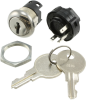 Keylock Switches -- CKN10111-ND