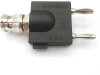 BNC Male to Double Banana Plug, Adapter -- 9248 -Image