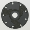 EB Diamond Cut Off Wheel -- EBC4507850C