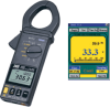 Power AC/DC Clamp Meter -- TES-3063
