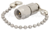 1 Watt RF Load with Chain Up to 40 GHz with 2.92mm Male Passivated Stainless Steel -- PE6174 -Image