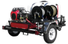 Pressure Pro 3500 PSI Trailer Pressure Washer -- Model TRHDCV5535HGTR2002HR