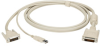 M1 Cable, M1 to DVI-D and USB Type A Male, PVC, Beige, 15-ft. (4.5-m) -- EVNM105-0015 - Image