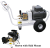 Electric PressureWasher 3,500psi at 8.0gpm 20hp 230V-3ph -- HF-B8035E3G100