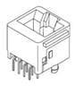 Modular Connectors / Ethernet Connectors -- 42878-4360 -Image
