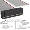 Rectangular Cable Assemblies -- A1AXB-2636G-ND -Image