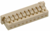 8 Pos. Female SIL Cable Housing -- M30-1100800